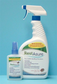 1 Quart & 1- 3oz bottle of RestAsure