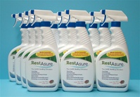 Case of 12 - 1 Quart Bottles of RestAsure